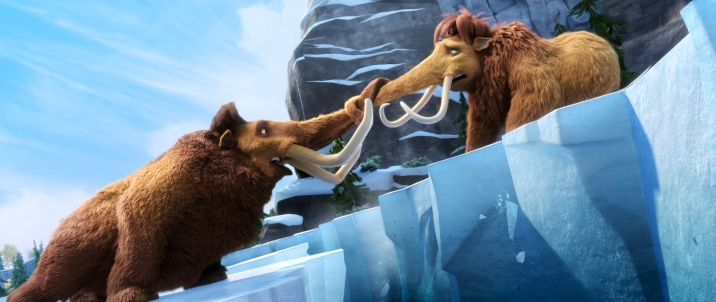 Film Review Ice Age 4
