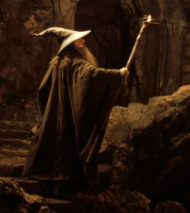 The 2001 Best Picture nominee ÒThe Lord of the Rings: The Fellowship of the RingÓ will be screened as the next feature in the Academy of Motion Picture Arts and SciencesÕ ÒGreat To Be NominatedÓ series. The fantasy about a hobbit and his epic quest to end the reign of evil in his land by destroying an ancient ring will screen on Monday, June 30, at 7:30 p.m. at the AcademyÕs Samuel Goldwyn Theater. Pictured: Sir Ian McKellan in a scene from THE LORD OF THE RINGS: THE FELLOWSHIP OF THE RING, 2001.