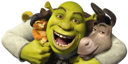 shrek__cat_and_burro_png__by_onlytruemusic-daghw64