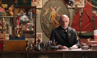 Ben Kingsley Scorsese Hugo