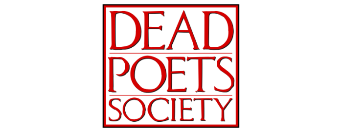 dead poets society theme essays Read this full essay on psychological themes in dead poets society the conflict arose in dead poets society as keating's philosophies about life were challenged keating's fellow teachers at the conservative welton academy did not agree with his non-conformist method of teaching.