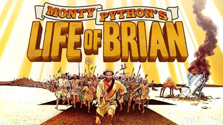 Life Of Brian şefin Tavsiyesi